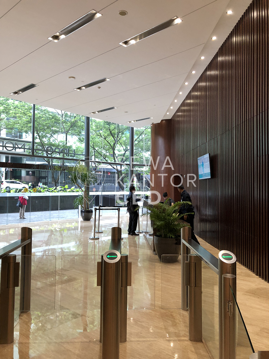 Sewa Kantor Gedung Lippo St Moritz Office Tower Jakarta Barat Kembangan  Jakarta Interior 13
