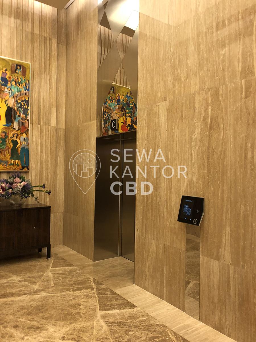 Sewa Kantor Gedung Lippo St Moritz Office Tower Jakarta Barat Kembangan  Jakarta Interior 9