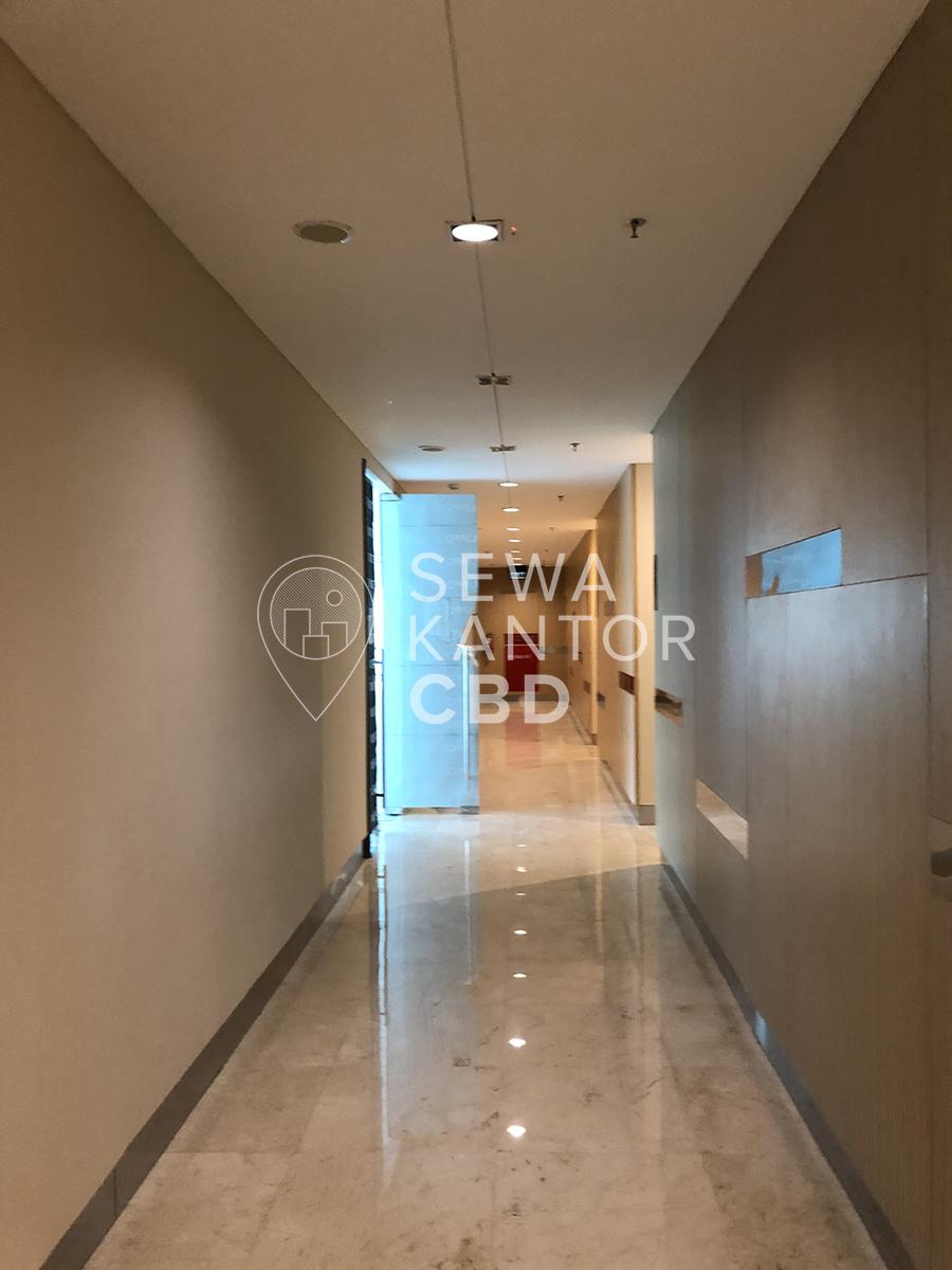 Sewa Kantor Gedung Lippo St Moritz Office Tower Jakarta Barat Kembangan  Jakarta Interior 1