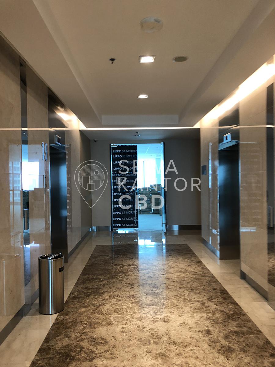 Sewa Kantor Gedung Lippo St Moritz Office Tower Jakarta Barat Kembangan  Jakarta Interior 6