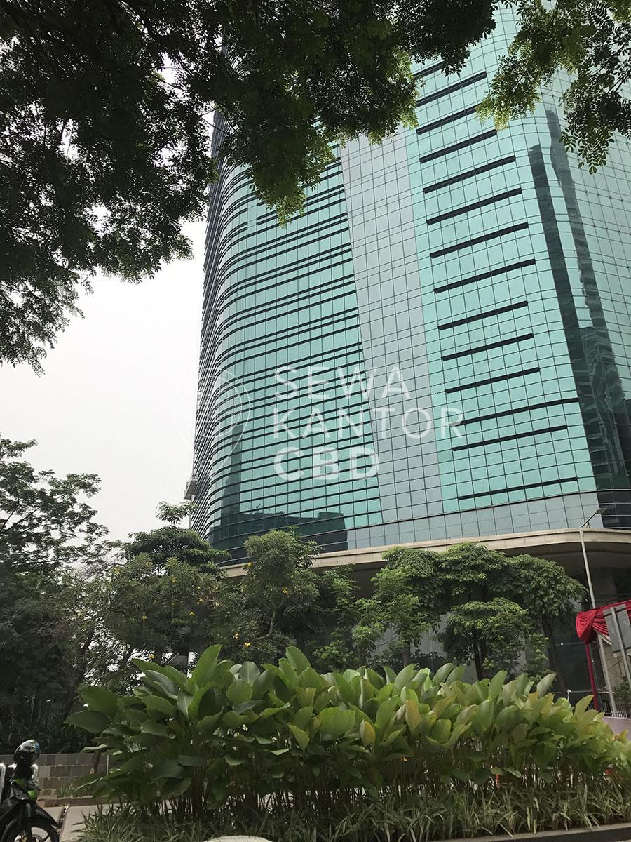 Sewa Kantor Gedung Lippo St Moritz Office Tower Jakarta Barat Kembangan  Jakarta Exterior 3