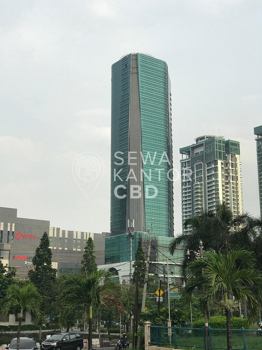 Sewa Kantor Gedung Lippo St Moritz Office Tower Jakarta Barat Kembangan  Jakarta Exterior 1