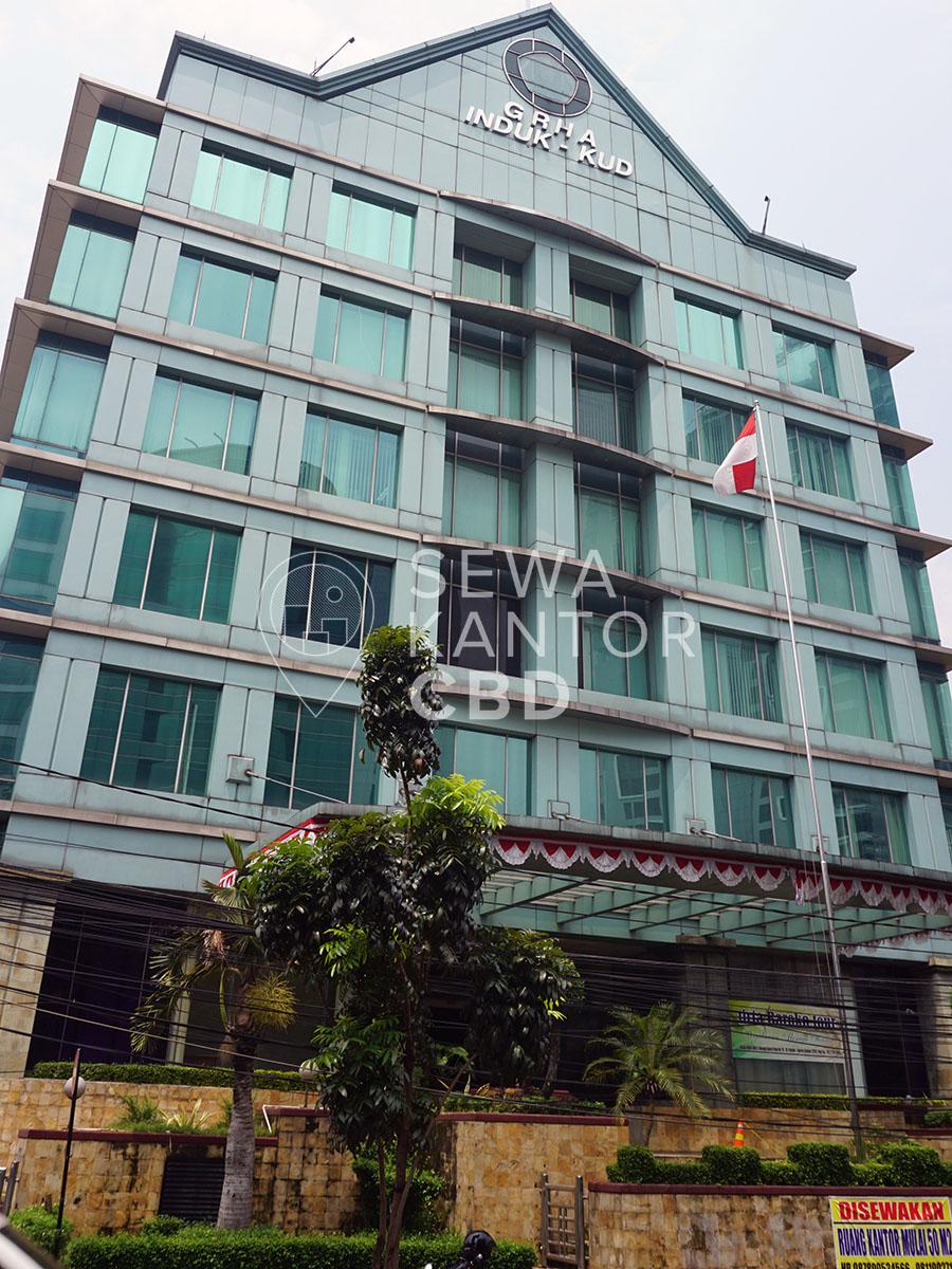 Sewa Kantor Gedung Graha Induk - KUD Jakarta Selatan Pasar Minggu  Jakarta Exterior