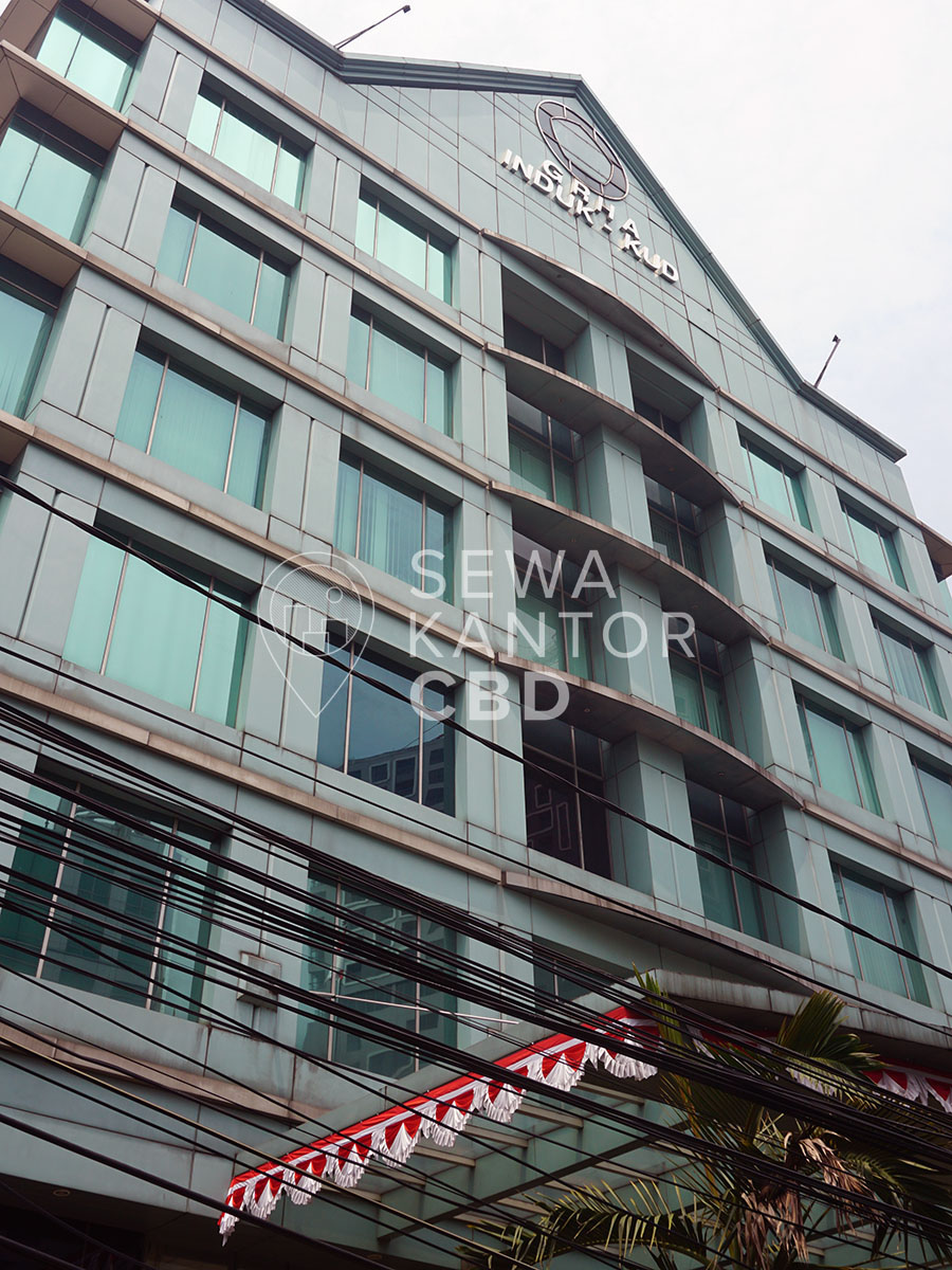 Sewa Kantor Gedung Graha Induk - KUD Jakarta Selatan Pasar Minggu  Jakarta Exterior 1