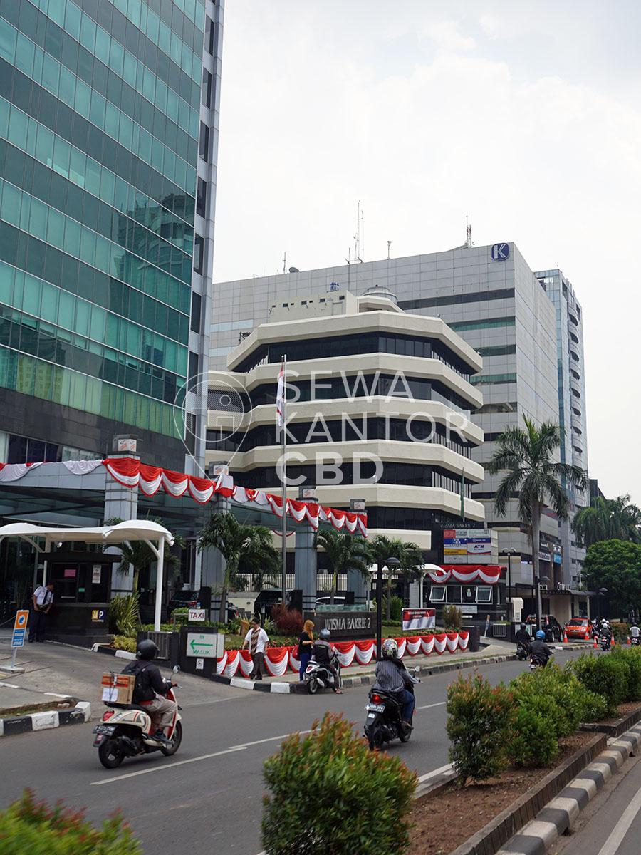 Sewa Kantor Gedung Graha Codefin Jakarta Selatan Setiabudi Kuningan Jakarta Exterior 1