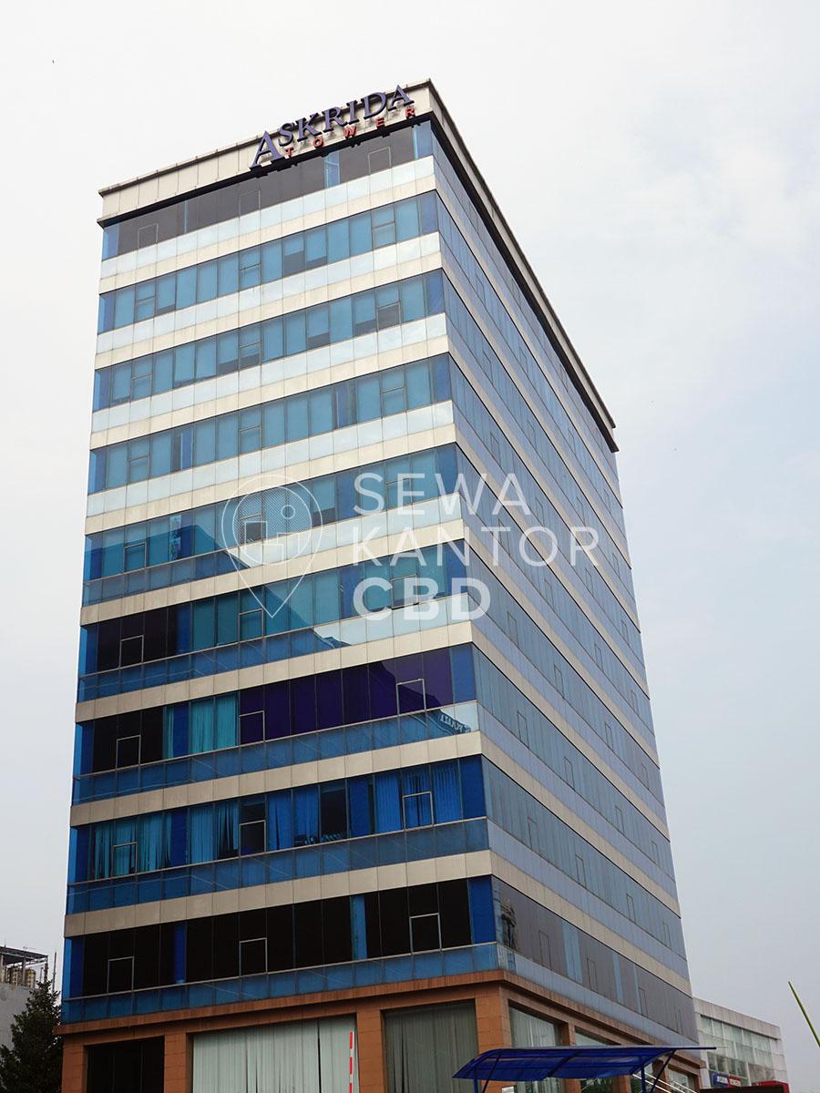 Sewa Kantor Gedung Askrida Tower Jakarta Timur Matraman  Jakarta Exterior 2