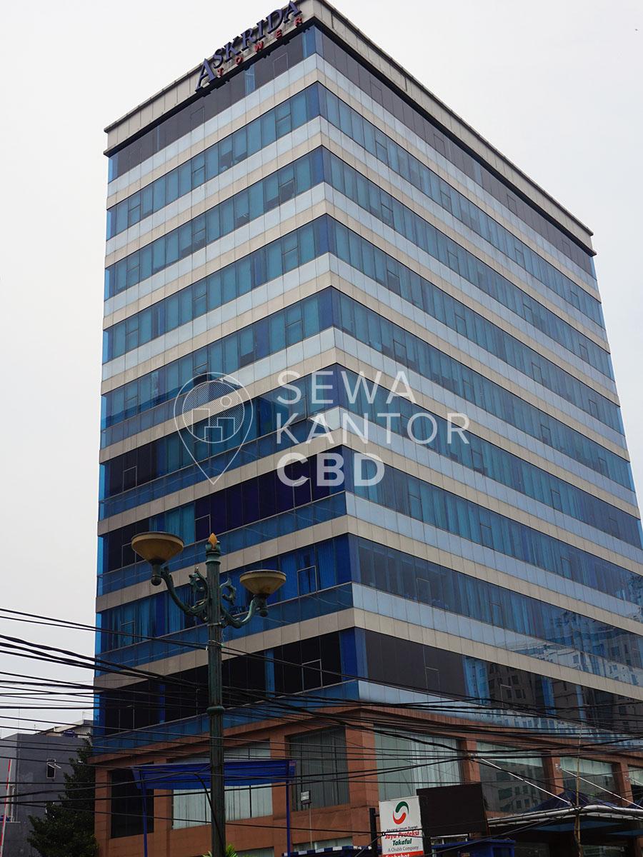 Sewa Kantor Gedung Askrida Tower Jakarta Timur Matraman  Jakarta Exterior 1
