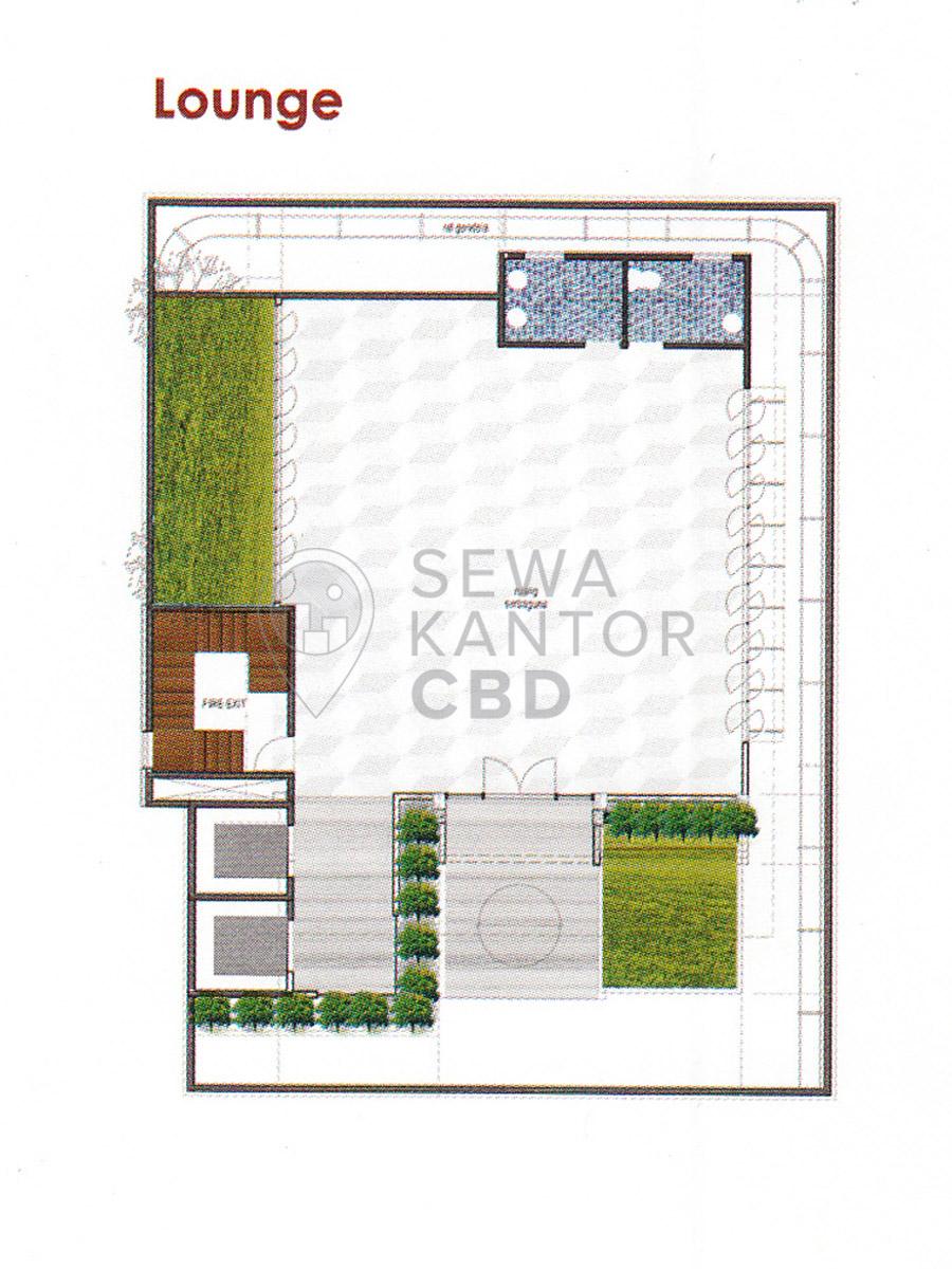 Sewa Kantor Gedung Graha MIR Jakarta Timur Pulo Gadung  Jakarta Floor Plans 2