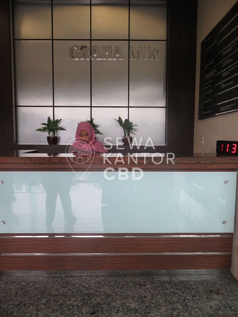 Sewa Kantor Gedung Graha MIR Jakarta Timur Pulo Gadung  Jakarta Interior 2
