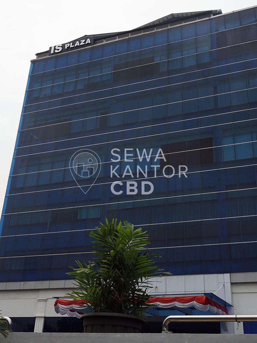Sewa Kantor Gedung IS Plaza Jakarta Timur Matraman  Jakarta Exterior