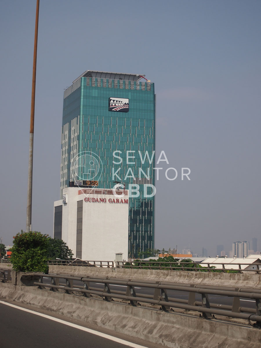 Sewa Kantor Gedung Gedung Gudang Garam 2 Jakarta Timur Cempaka Putih  Jakarta Exterior 3