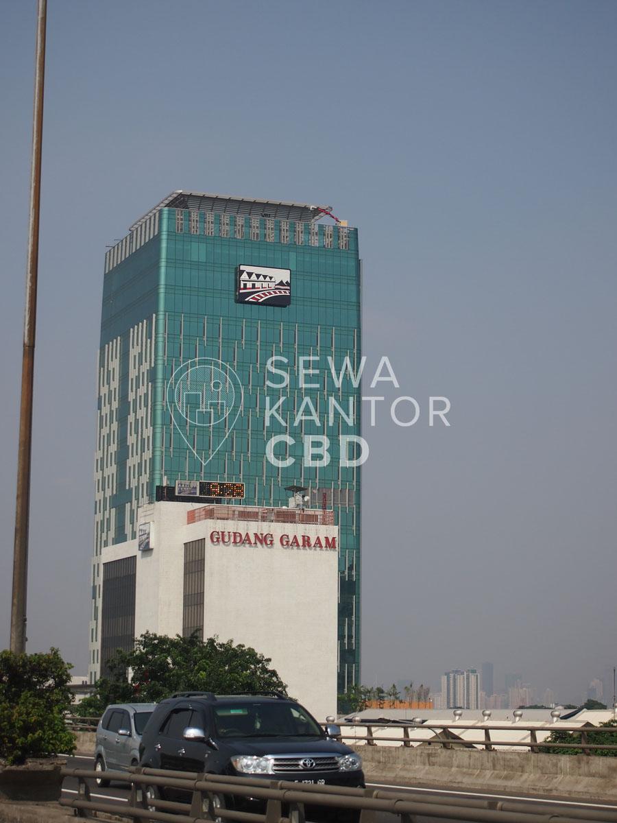 Sewa Kantor Gedung Gedung Gudang Garam 2 Jakarta Timur Cempaka Putih  Jakarta Exterior 4
