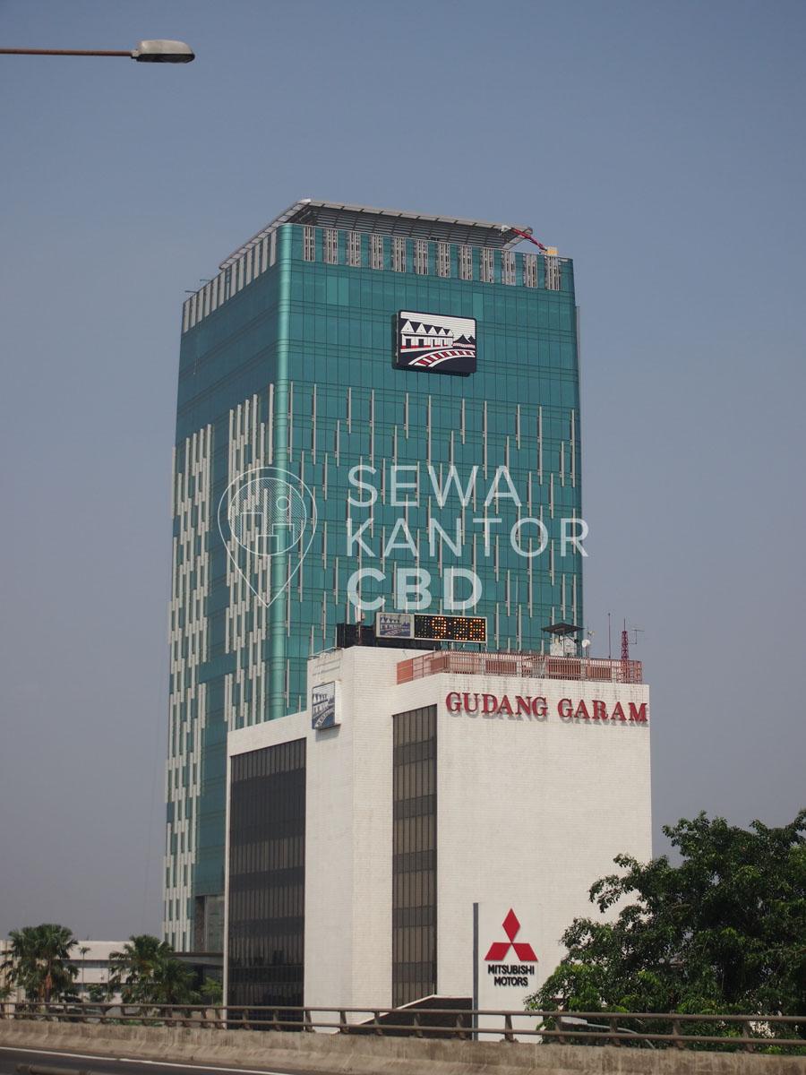 Sewa Kantor Gedung Gedung Gudang Garam 2 Jakarta Timur Cempaka Putih  Jakarta Exterior 1