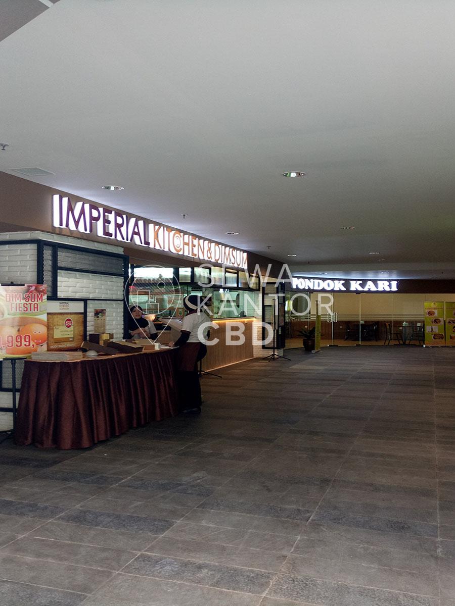Sewa Kantor Gedung Kirana Three  Jakarta utara Kelapa Gading  Jakarta Interior 15
