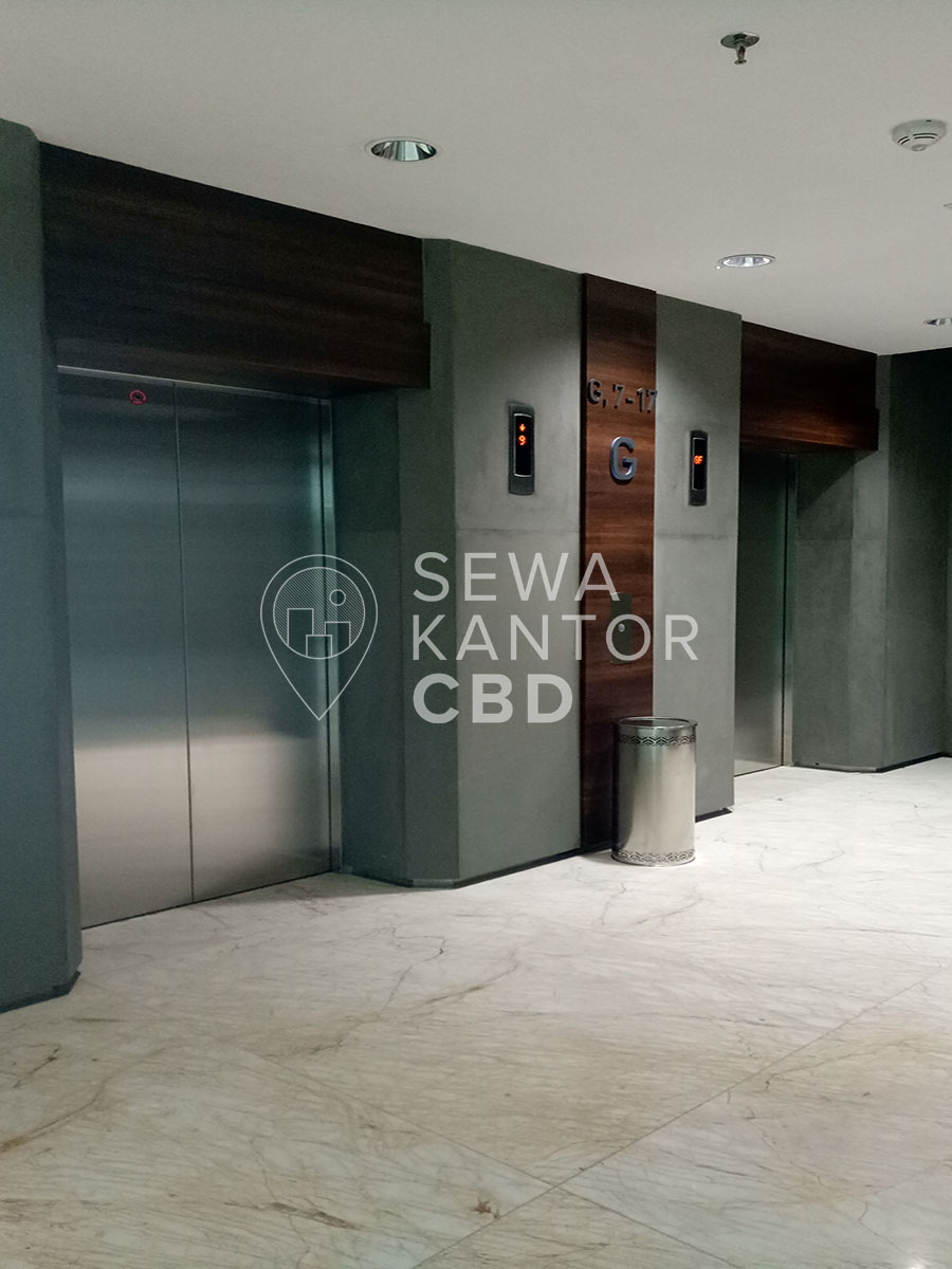 Sewa Kantor Gedung Kirana Three  Jakarta utara Kelapa Gading  Jakarta Interior 6