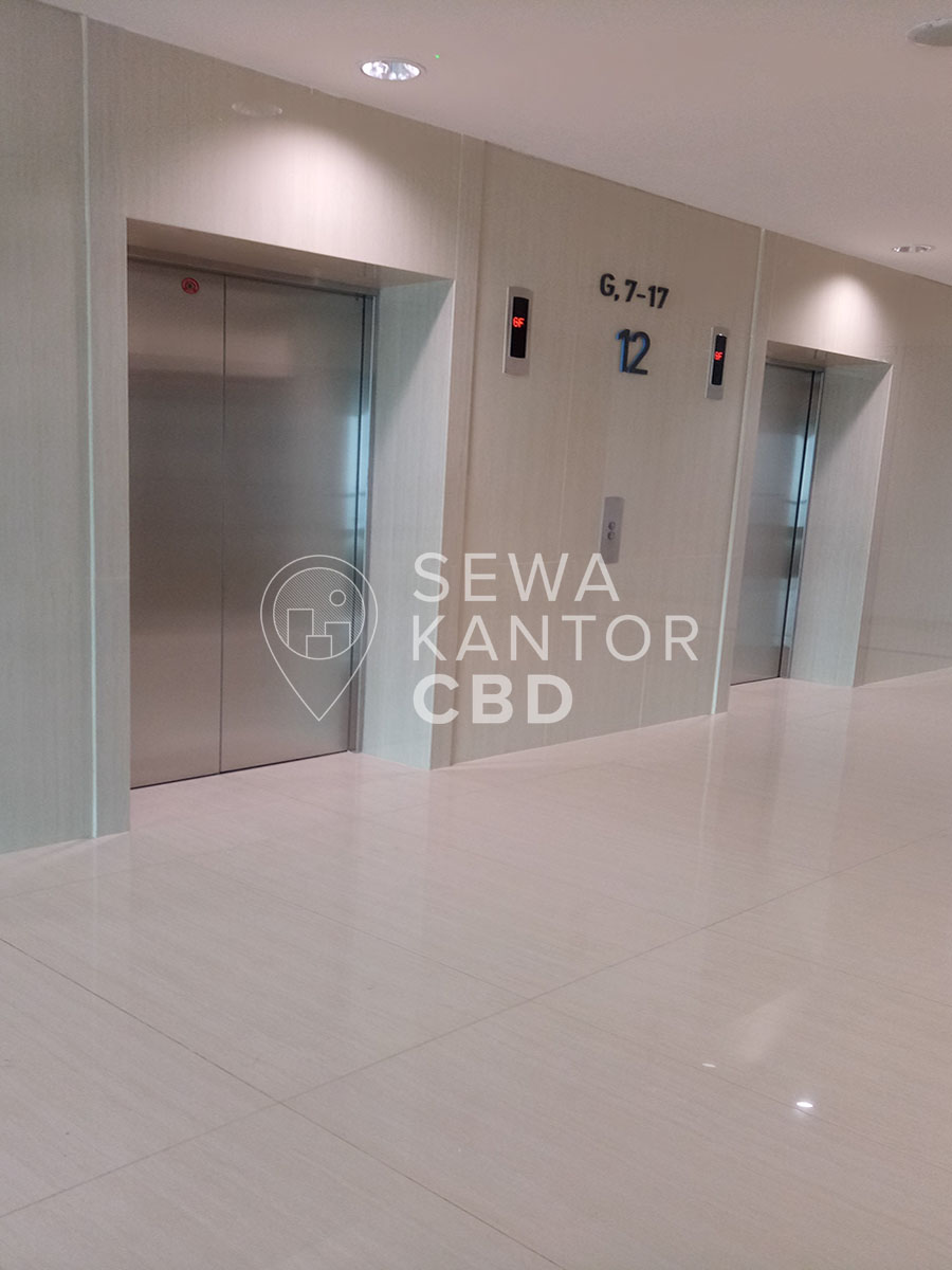 Sewa Kantor Gedung Kirana Three  Jakarta utara Kelapa Gading  Jakarta Interior 5