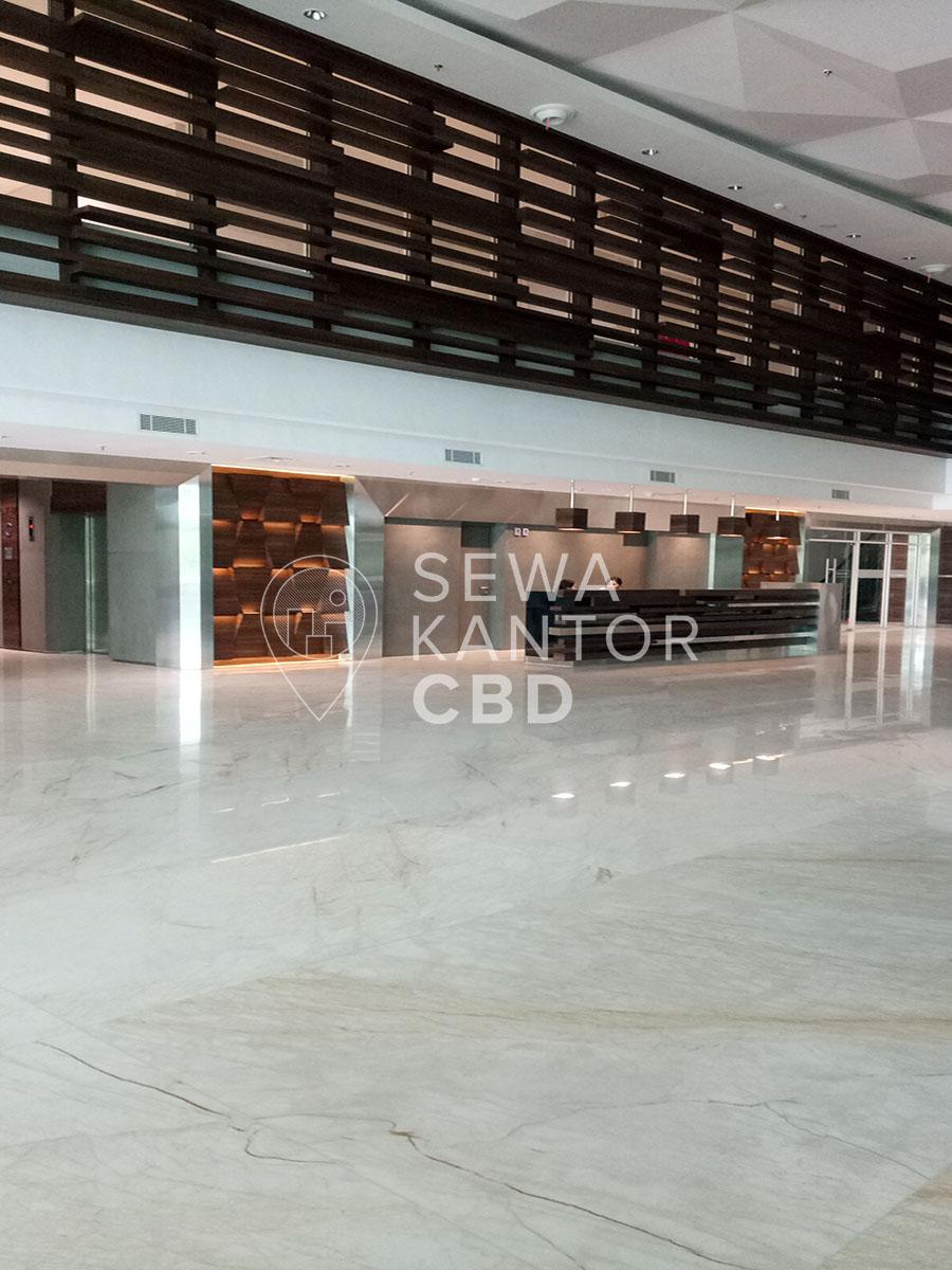 Sewa Kantor Gedung Kirana Three  Jakarta utara Kelapa Gading  Jakarta Interior 3