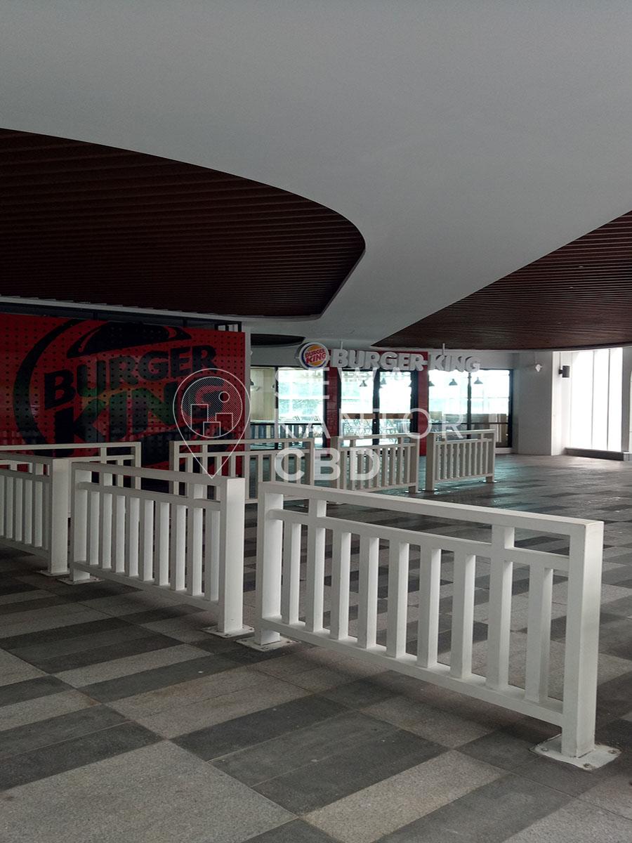 Sewa Kantor Gedung Kirana Three  Jakarta utara Kelapa Gading  Jakarta Interior 1