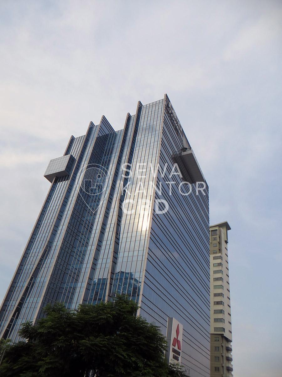Sewa Kantor Gedung Dipo Tower Jakarta Pusat Tanah Abang  Jakarta Exterior 11