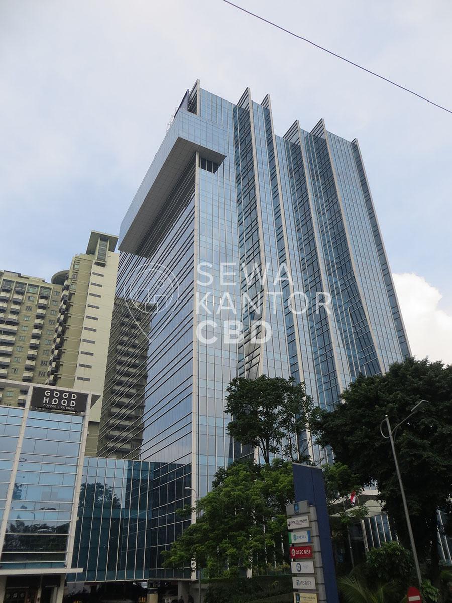 Sewa Kantor Gedung Dipo Tower Jakarta Pusat Tanah Abang  Jakarta Exterior 6