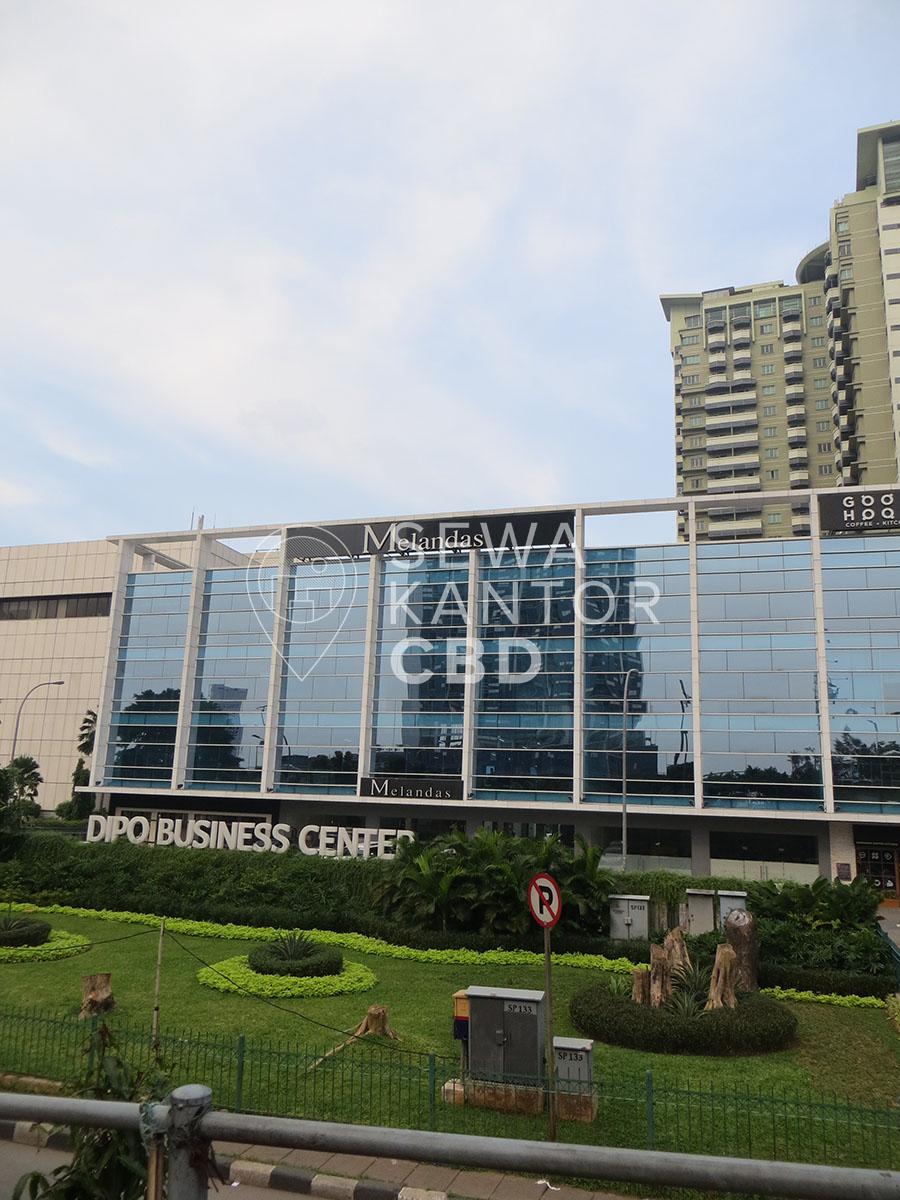Sewa Kantor Gedung Dipo Tower Jakarta Pusat Tanah Abang  Jakarta Exterior 4