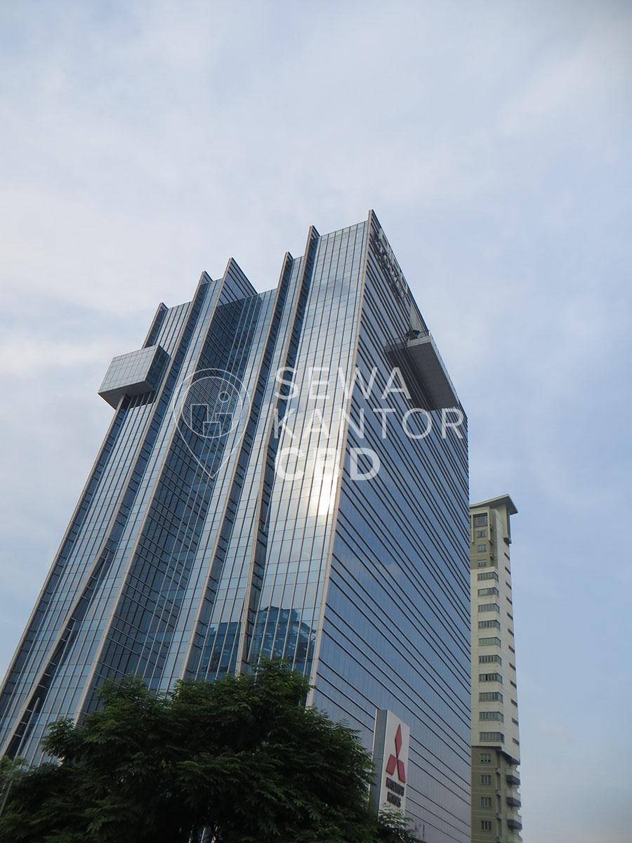 Sewa Kantor Gedung Dipo Tower Jakarta Pusat Tanah Abang  Jakarta Exterior 1