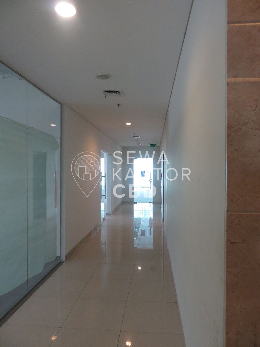 Sewa Kantor Gedung Dipo Tower Jakarta Pusat Tanah Abang  Jakarta Interior 5