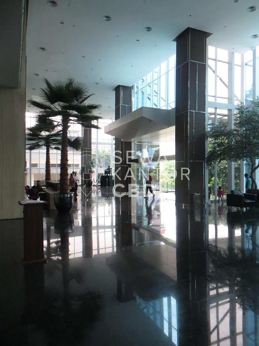 Sewa Kantor Gedung Dipo Tower Jakarta Pusat Tanah Abang  Jakarta Interior 3