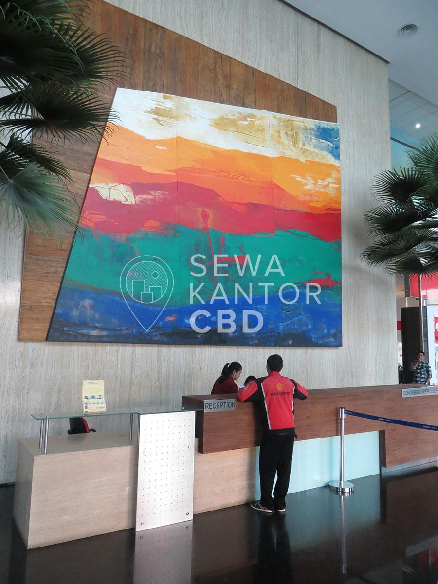 Sewa Kantor Gedung Dipo Tower Jakarta Pusat Tanah Abang  Jakarta Interior 4