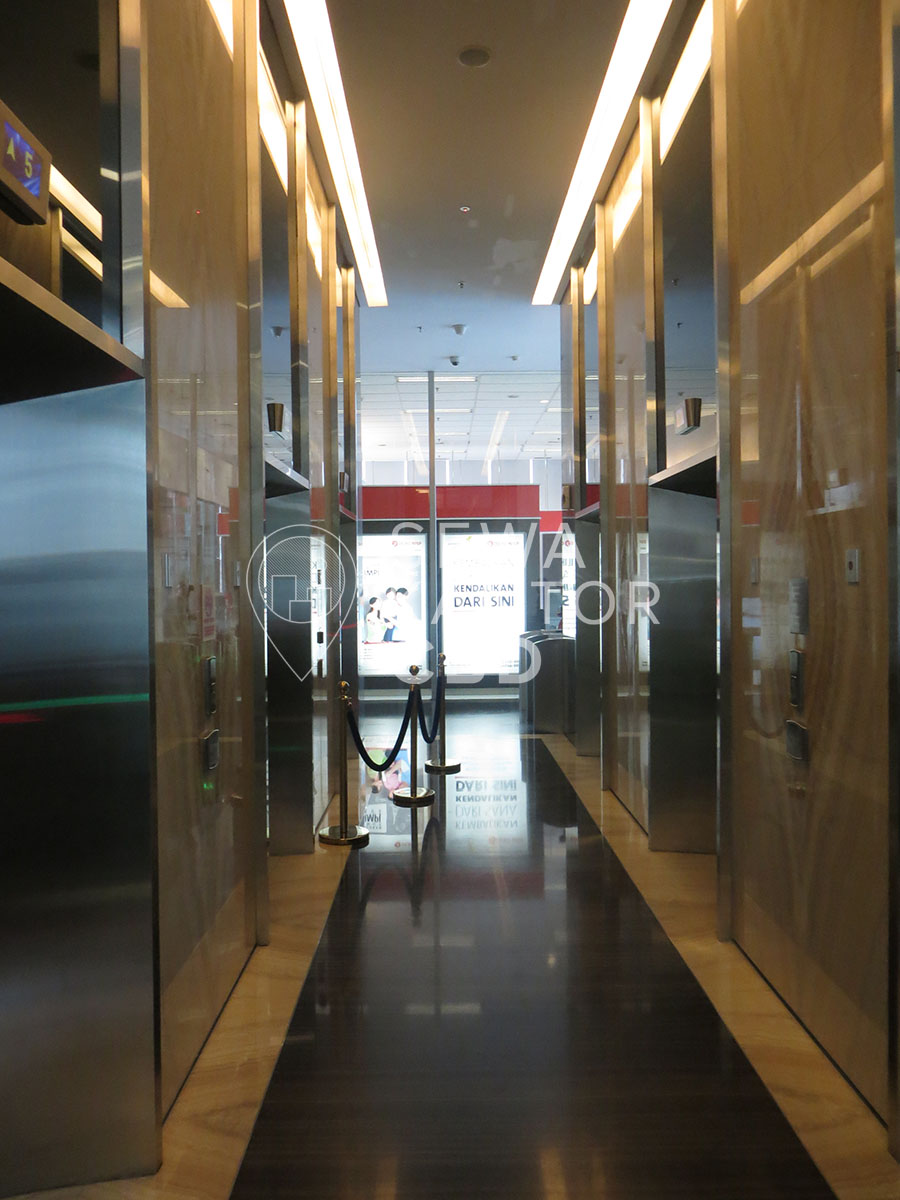 Sewa Kantor Gedung Dipo Tower Jakarta Pusat Tanah Abang  Jakarta Interior 1