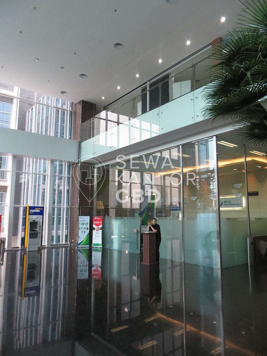 Sewa Kantor Gedung Dipo Tower Jakarta Pusat Tanah Abang  Jakarta Interior