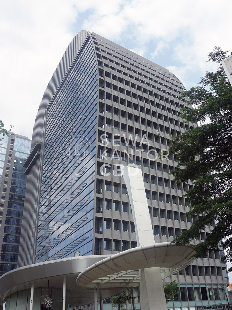 Sewa Kantor Gedung L' Avenue office Jakarta Selatan Pancoran  Jakarta Exterior 0