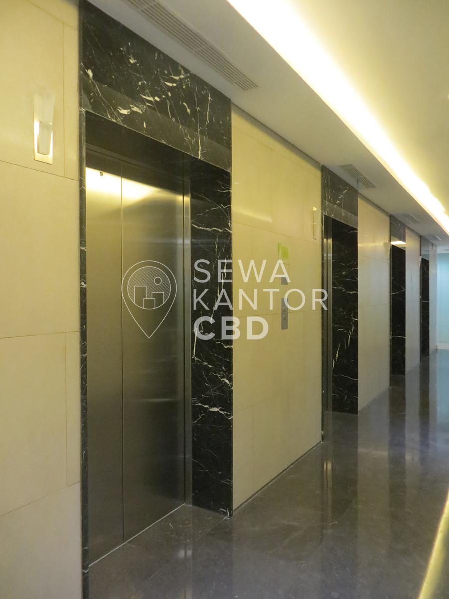Sewa Kantor Gedung L' Avenue office Jakarta Selatan Pancoran  Jakarta Interior 18