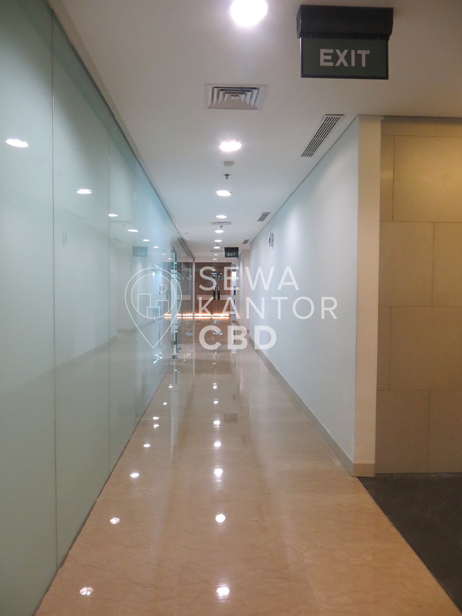 Sewa Kantor Gedung L' Avenue office Jakarta Selatan Pancoran  Jakarta Interior 15