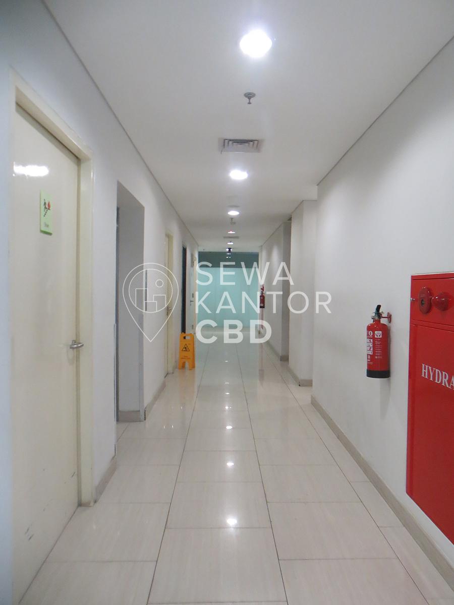 Sewa Kantor Gedung L' Avenue office Jakarta Selatan Pancoran  Jakarta Interior 13