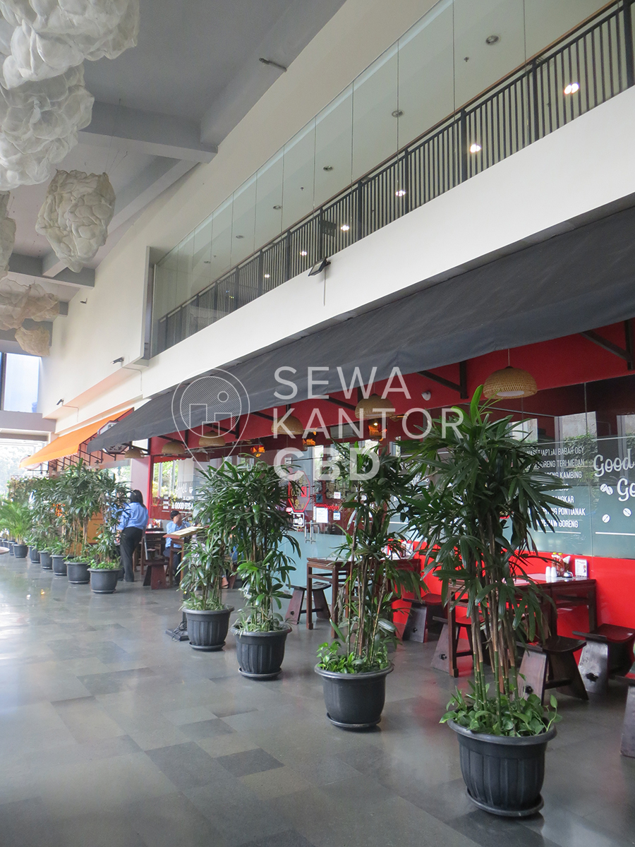 Sewa Kantor Gedung L' Avenue office Jakarta Selatan Pancoran  Jakarta Interior 9