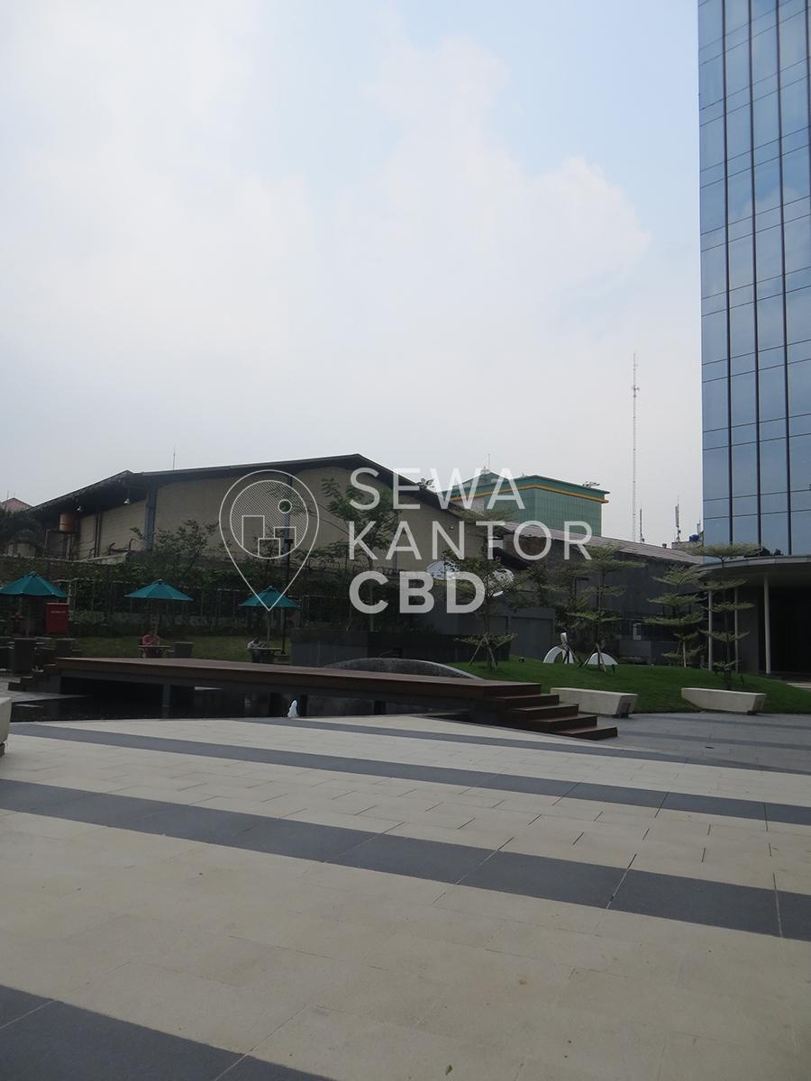 Sewa Kantor Gedung L' Avenue office Jakarta Selatan Pancoran  Jakarta Interior 7
