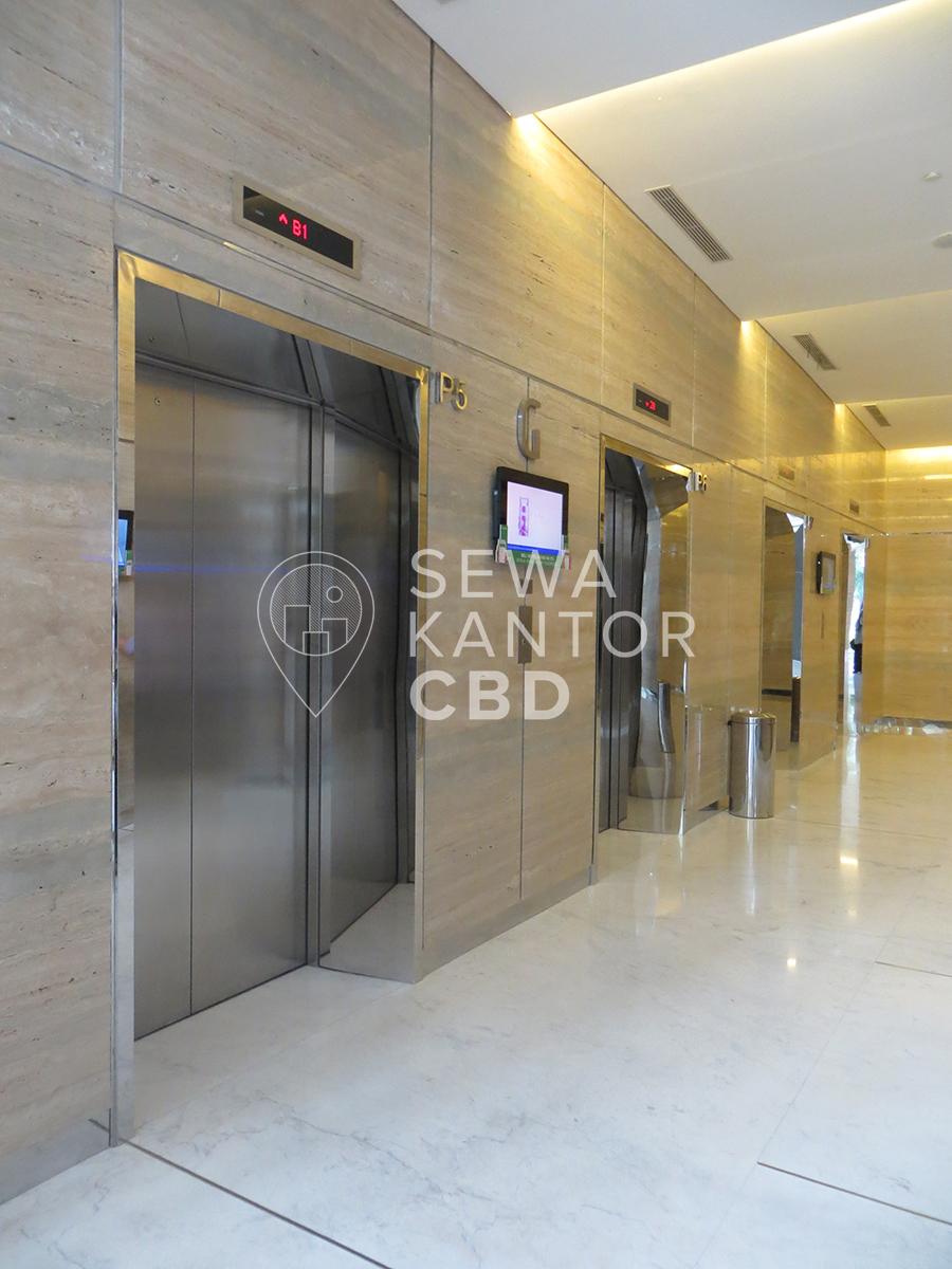 Sewa Kantor Gedung L' Avenue office Jakarta Selatan Pancoran  Jakarta Interior 4