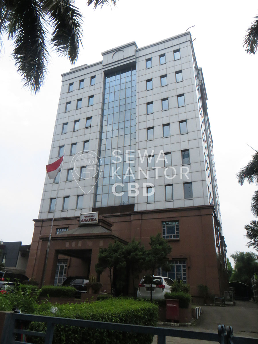 Sewa Kantor Gedung Gedung Anakida Jakarta Selatan Tebet  Jakarta Exterior