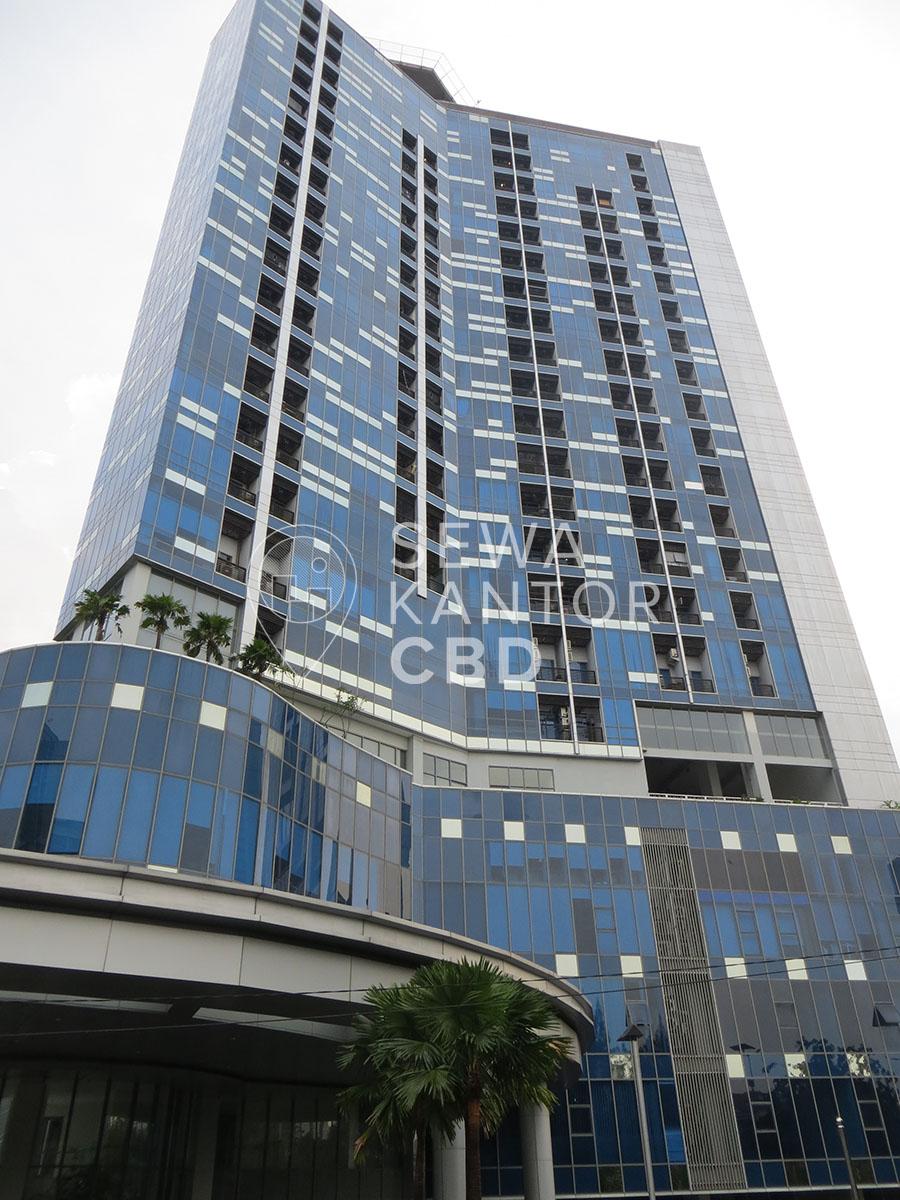 Sewa Kantor Gedung GP Plaza Jakarta Pusat Tanah Abang  Jakarta Exterior 4