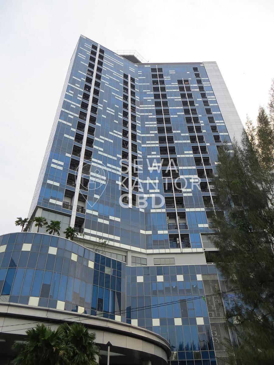 Sewa Kantor Gedung GP Plaza Jakarta Pusat Tanah Abang  Jakarta Exterior 3