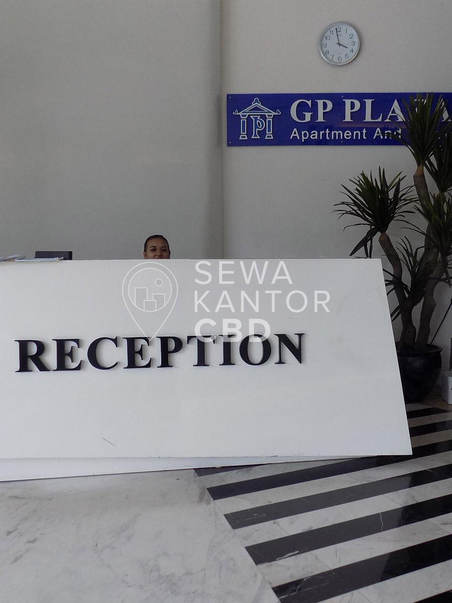 Sewa Kantor Gedung GP Plaza Jakarta Pusat Tanah Abang  Jakarta Interior