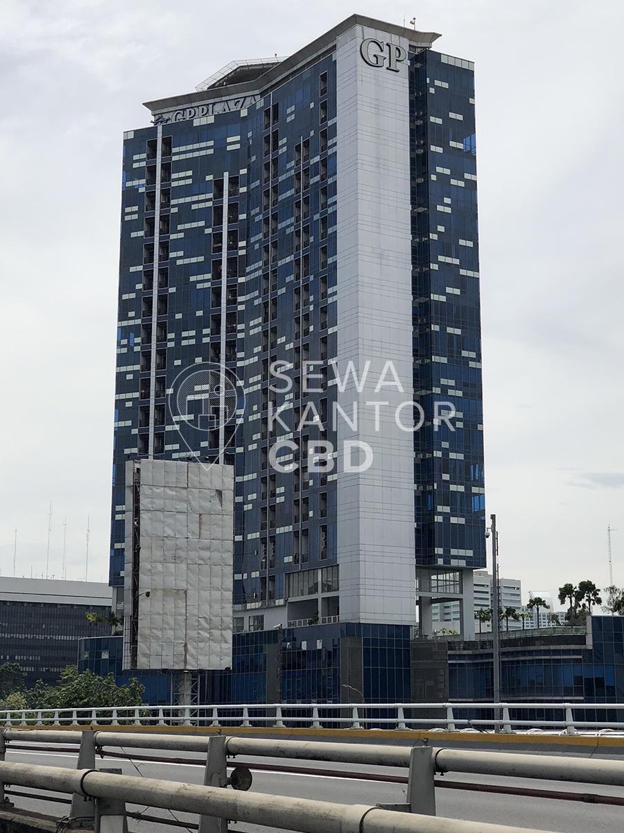 Sewa Kantor Gedung GP Plaza Jakarta Pusat Tanah Abang  Jakarta Exterior 2