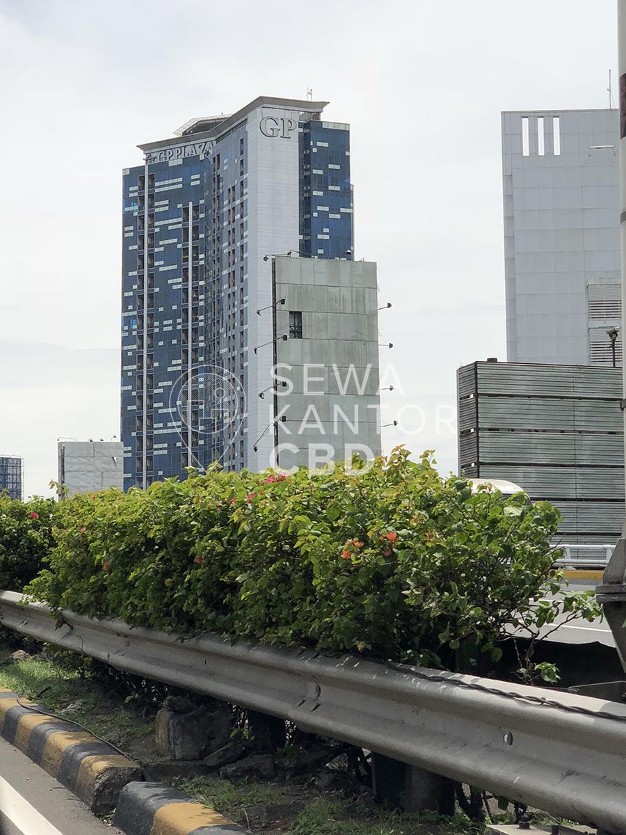 Sewa Kantor Gedung GP Plaza Jakarta Pusat Tanah Abang  Jakarta Exterior 1