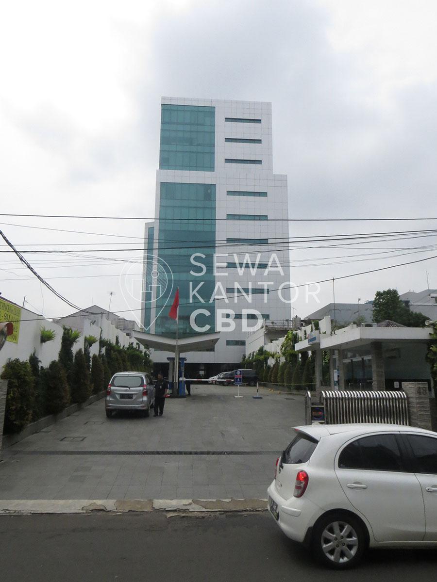 Sewa Kantor Gedung Graha Lestari Jakarta Pusat Gambir  Jakarta Exterior 1