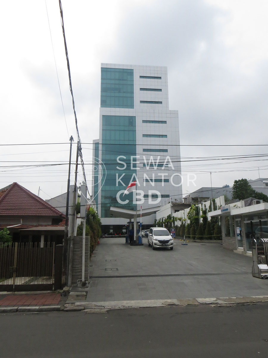 Sewa Kantor Gedung Graha Lestari Jakarta Pusat Gambir  Jakarta Exterior 0