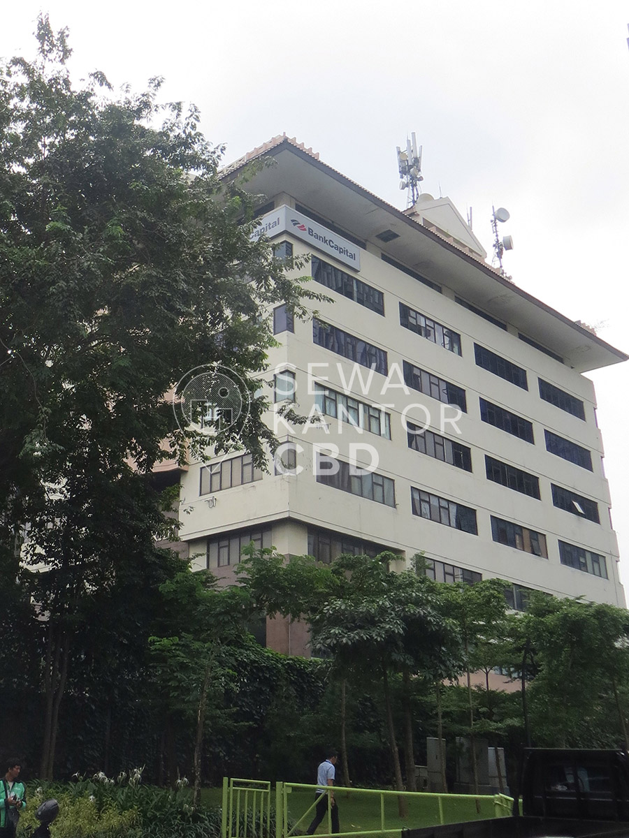 Sewa Kantor Gedung Graha Anugerah Jakarta Selatan Pancoran  Jakarta Exterior 3