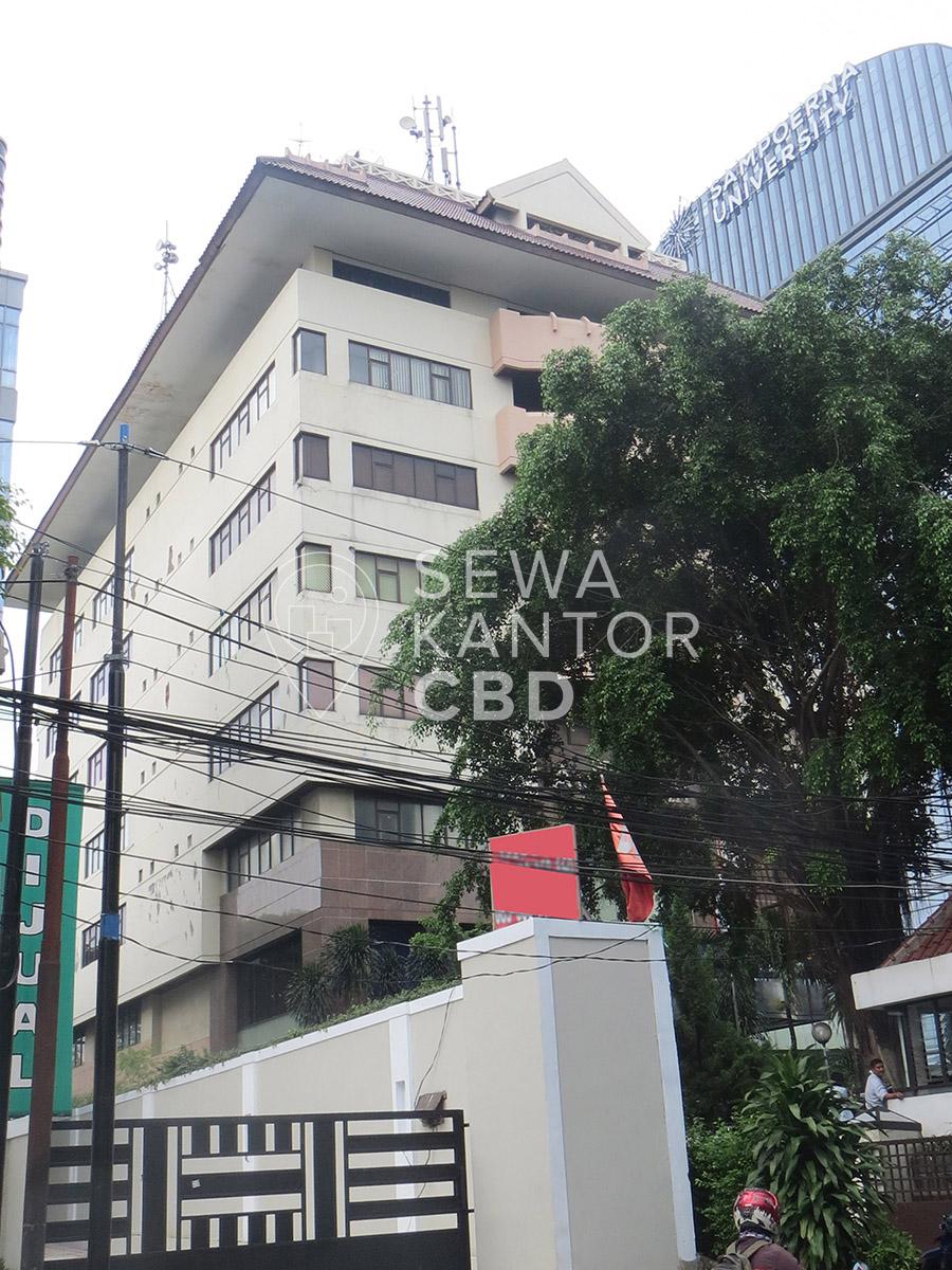 Sewa Kantor Gedung Graha Anugerah Jakarta Selatan Pancoran  Jakarta Exterior 2