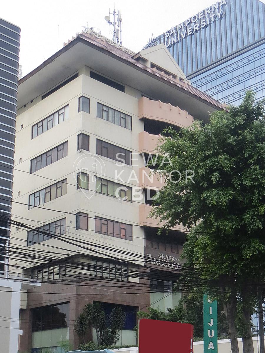 Sewa Kantor Gedung Graha Anugerah Jakarta Selatan Pancoran  Jakarta Exterior 0