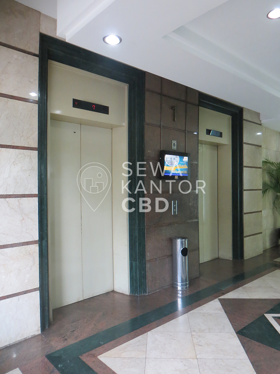 Sewa Kantor Gedung Graha Anugerah Jakarta Selatan Pancoran  Jakarta Interior 23